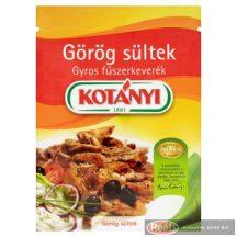 Kotányi gyros-grécke pečienky 35g