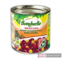 Bonduelle Vörösbab csemegekukoricával Mexikói mix 240g doboz