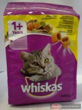 Whiskas száraz macskaeledel 300g csirke töltött falat