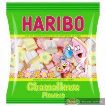 Haribo pillecukor 100g Flowers Chamallows