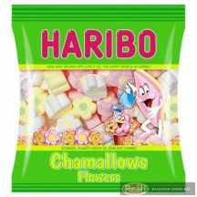 Haribo pillecukor 100g Flowers Chamallows