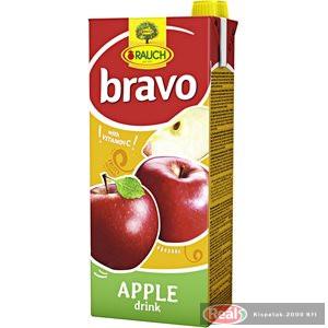 BRAVO jablkový nápoj 1.5L 12%