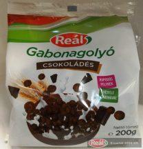 Reál gabonagolyó 200g csokis