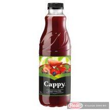 Cappy gyümölcslé 1l  eper koktél 33% PET