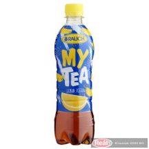 Rauch My tea 0,5l citrom ízű PET
