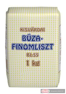 Finomliszt Kisvárdai 1kg BL55