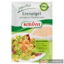 Kotányi saláta öntet por 12g ezersziget