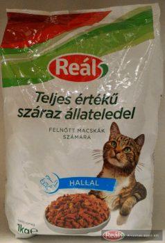 Reál granule pre mačky - rybacie 1kg
