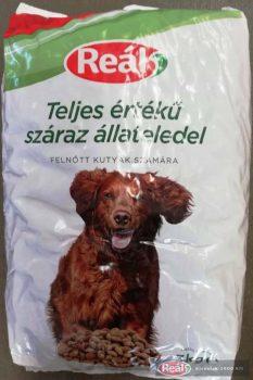 Reál Teljes értékű kutyaeledel száraz komplex 3kg