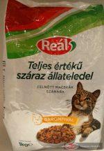 Reál száraz macskaeledel 1kg csirkés