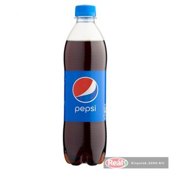 Pepsi Cola szénsavas üdítőital 0,5l PET