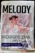 Reál Melody pelenka 26db junior 12-25kg