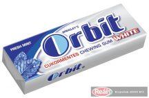 Orbit rágógumi 10db 14g White Freshmint