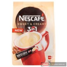 Nescafe 3:1 10*17g sweet and creamy
