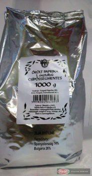 Szegedi paprika 1kg 1.osztály csemege