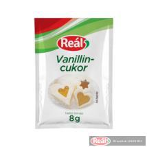 Reál vanilkový cukor 5*8g