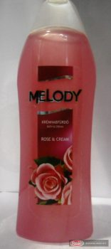 Melody habfürdő 1l Rose & Cream