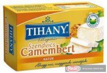 Tihany szendvics camembert 120g natúr