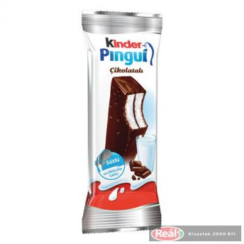 Kinder Pingui Choco tejes krémes sütemény étcsoki bev. 30g