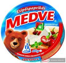 Medve ömlesztett sajt 200g csipőspaprikás