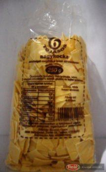 Barabás 6 tojásos tészta 250g házi nagykocka