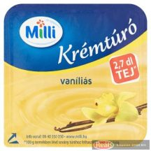 Milli krémtúró 90 g vaníliás