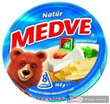 Medve ömlesztett sajt 140g natúr