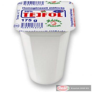 Abaúj tejföl 175g