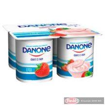 Danone Könnyű és Finom 4x125g eper