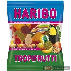 Haribo tropické ovocie - gumené cukríky 100g