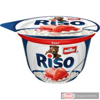 Müller Riso tejberizs desszert 200g epres