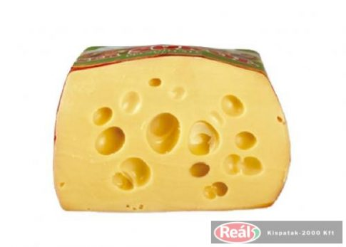 Baron nagylyukú sajt ~2,2kg