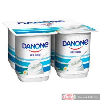 Danone Activia 4*125g hagyományos natúr joghurt
