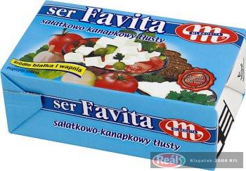 Favita zsíros lágy sajt 270g
