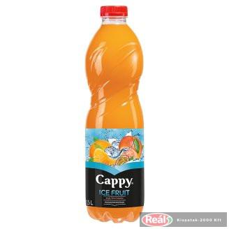 Cappy Ice Fruit gyümölcslé 1,5l multivitamin PET