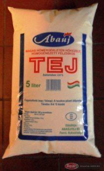 Plnotučné mlieko 5L, 2,8%