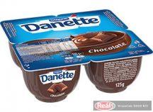 Danone Danette puding 4 x 125g csoki