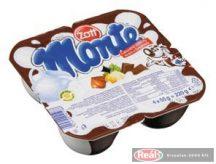 Zott Monte csokoládés tejdesszert 4*55g