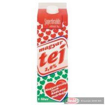 Alföldi maďarské mlieko ESL 2,8% 1L