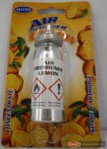 Mattes aeroszolos mini toalett frissítő spray út.15ml citom
