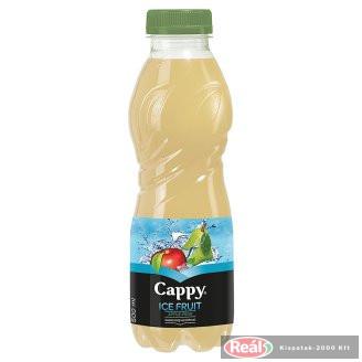Cappy Ice Fruit gyümölcslé 0,5l alma körte PET