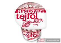Nádudvari tejföl 20% 330g