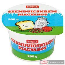 Kiskanna sendvičový krém - maďarský 200g