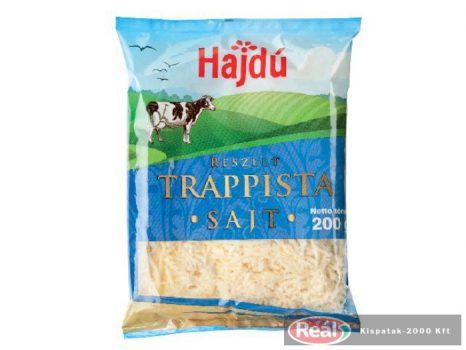 Hajdú reszelt trappista sajt 200g
