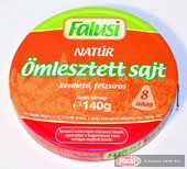Reál Falusi kördobozos sajt 140g sonka