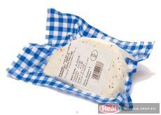 Abaúj gomolya sajt zöldfűszeres darabolt
