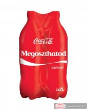Coca Cola üdítő 1L PET