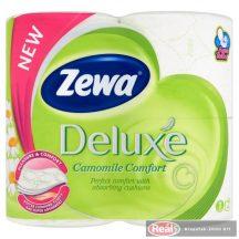 Zewa Deluxe toalettpapír 3 réteg 4 tekercs kamilla illat