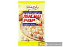 Mogyi Mikropopcorn 100g vajas