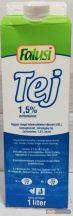 Falusi nízkotučné čerstvé mlieko ESL 1,5%